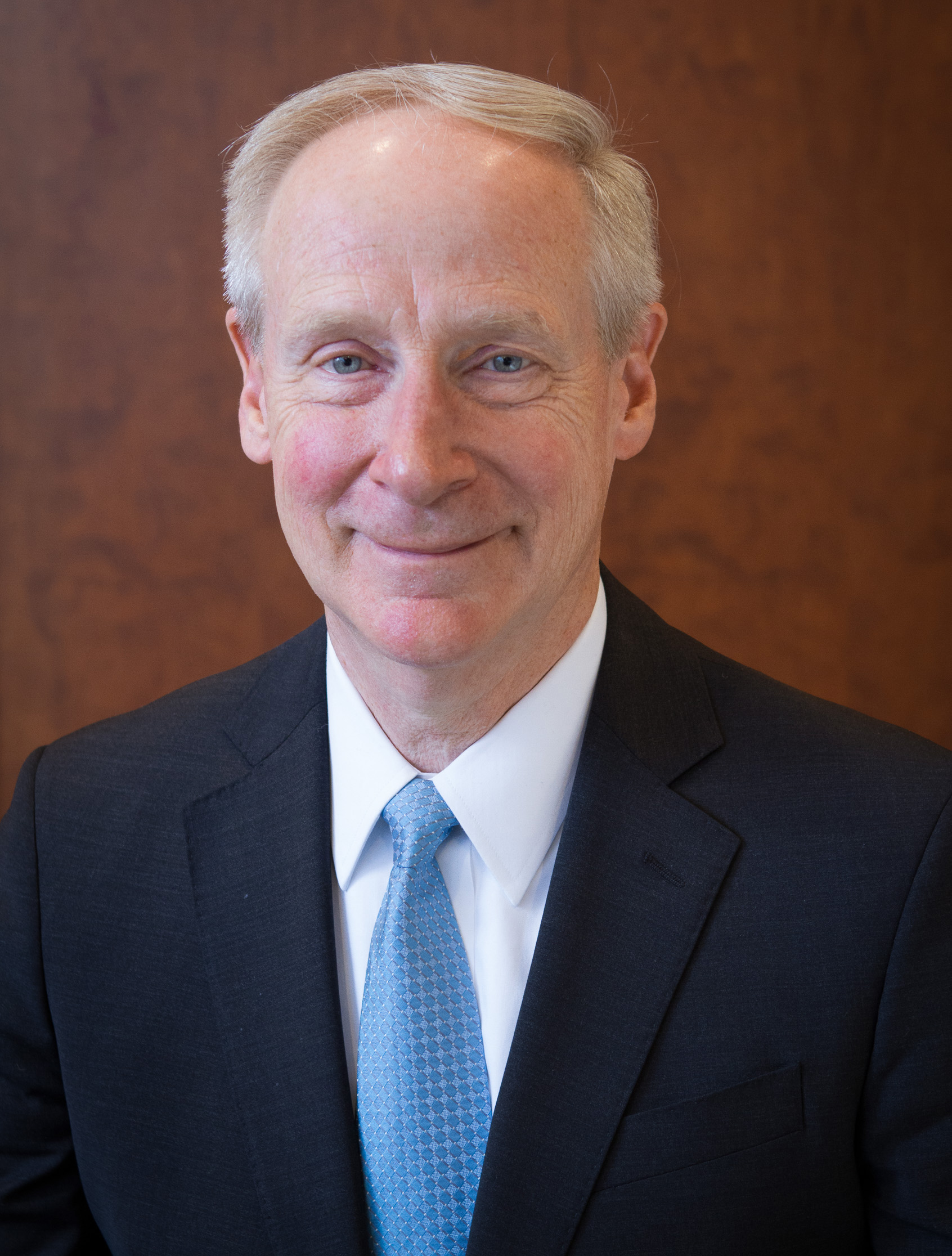 Bob Boisture, Fetzer Institute President and CEO headshot in suit coat and tie