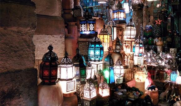 Ramadan Lanterns Image