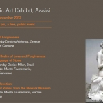 Public Art Exhibit Brochure