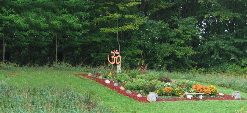 Photo of the Zen Garden at GilChrist