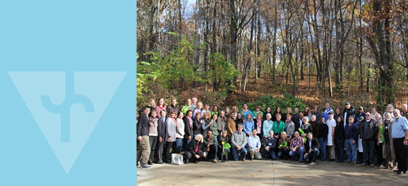 Fetzer staff and trustees, spring 2014