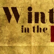 "Poster for ""Winter In The Blood"""